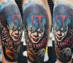 Pennywise Tags Tattoo Ideas World Tattoo Gallery