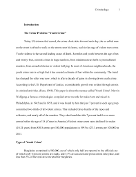 essay of crime hate crime essay
