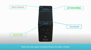 sony bravia tv remote. sony bravia - how to control your tv with the touchpad remote for sony\u0027s android youtube bravia tv