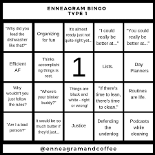 Stay safe and healthy, friends! Enneagram Coffee On Instagram Where My 1 S At Do You Know An 1 That You Love Did You Already Find The Type Enneagram Type One Enneagram Type 4 Enneagram