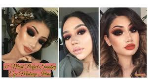 37 most perfect smokey eye makeup ideas