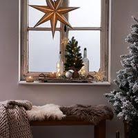 6 Depot Styles Golden Forest Weihnachtsdeko Mit