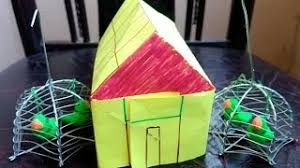 How To Make House With Chart Paper How To Make Creative Chart Paper Videos 9tube Tv