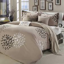 contemporary comforter sets regarding cream comforter set