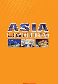 Catalog đèn LED ASIA