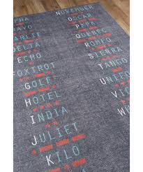 The international phonetic alphabet (ipa) is a standardized system of pronunciation (phonetic) symbols used, with some variations, by many dictionaries. Charcoal Novogratz Rug Nato Alphabet Icao Phonetic Alphabet International Radiotelephony Spelling Alphabet Perfect For Veterans Or Charcoal Rug Area Rugs Rugs
