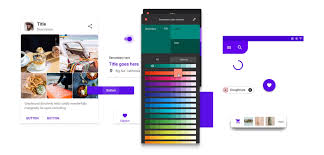 Sites That Use Material Design Googles Material Design Grows Up At I O Heres Everything