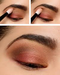warm smokey eye makeup tutorial warm smokey eye makeup tutorial step 7