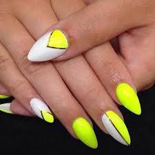acrylic aloha nails spa nail designs