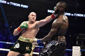 knock Deontay Wilder out – simple ...