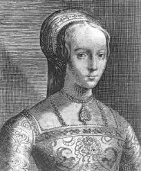 Lady Jane Grey was born in London in the late 1536/1537 she was the daughter of Henry Grey, 1st Duke of Suffolk, and his wife, Lady Frances Brandon. - Lady_Jane_Grey_van_de_Passe-247x300