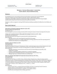 Resume Template Non Profit Organization Resume For Study
