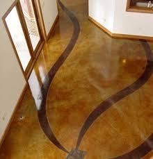 exterior quality concrete floor paint. ribbon pattern concrete floors cornerstone designs orrville, oh exterior quality floor paint