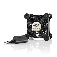 external computer fan. ac infinity multifan s1, quiet 80mm usb fan for receiver dvr playstation xbox computer cabinet cooling: and video games - amazon.ca external u