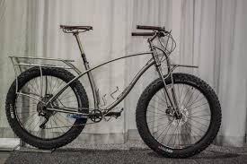 2017 North American Handmade Bicycle Show Recap Bikepacker