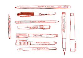 drawing tools. 1280x905 Drawing Tools Inspire Me To Create Pinterest G