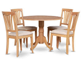 Round Wooden Dining Tables Round Wood Dining Table For 4 The Perfect Choice For Your Family