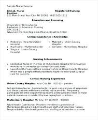 student resume no experience nursing student resume no experience graduate registered nurse