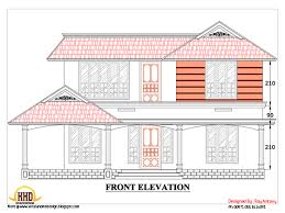 March   Kerala home design and floor plans  house plans in d drawings   Sloping Roof house elevation   March