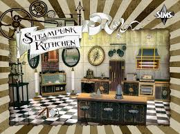Sims Kitchen Ts3 To Ts4 Steampunk Kitchen Sims 4 Designs Ts3 To Ts4