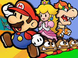 paper mario wallpaper and background image 1600x1200 id 18711 wallpaper abyss