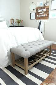 foot of bed furniture. Local Interior And Furniture: Decor Endearing Bench At Bottom Of Bed Stunning Storage Foot Best Furniture