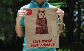 save paper save animals by nigel tan endangered species graphic   save paper save animals by nigel tan endangered species graphic design competition