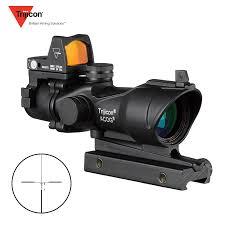 Trijicon ACOG <b>4x32 Hunting Optics Scope Hunting</b> Sight <b>Airsoft</b> with ...