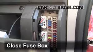 interior fuse box location nissan pathfinder  interior fuse box location 2005 2012 nissan pathfinder 2010 nissan pathfinder se 4 0l v6