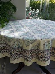 round cotton table cloth elegant yellow blue french round tablecloth use our colorful cotton tablecloths to round cotton table cloth
