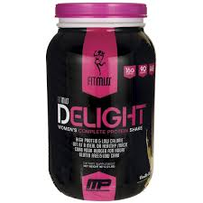 muscle pharmfit miss delight protein shake vanilla chai