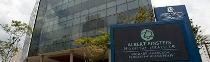 Resultado de imagem para hospital albert einstein sao paulo