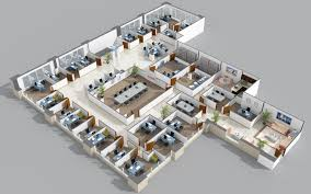 office space plan. Office Layout Space Plan