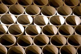 3 get organized cardboard tubes