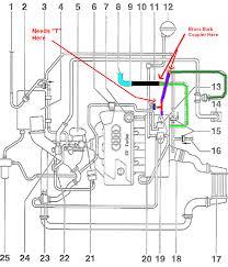 2005 audi a4 exhaust diagram car audi