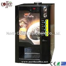Vending Coffee Machines Gorgeous Instant Coffee Vending Machine TJ48 China Espresso Vending