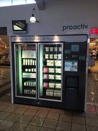 Proactiv Vending Machine Prices Mesmerizing Proactiv Kiosk Cosmetics Beauty Supply 48 Pacific Ave