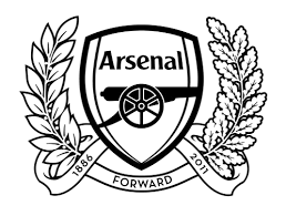 Some logos are clickable and available in large sizes. Arsenal Logo Black And White Vector
