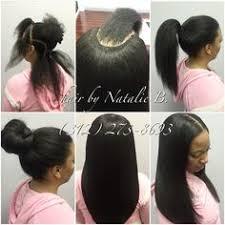 Medium Length Weave Hairstyles