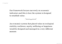 epistemological error a whole systems view of the economic crisis  28 1