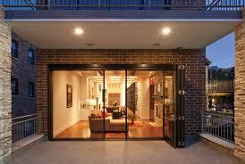 accordion glass doors with screen. endearing accordion glass doors with screen lift slide folding metal steel windows pivot bronze i