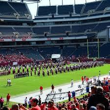 Navy Marine Corps Memorial Stadium Seating Chart Map