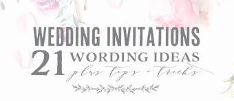 what to write on a wedding gift card new 21 best wedding invitation wording ideas