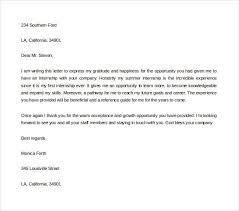 24 Sample Thank You Letters For Appreciation Pdf Word Sample