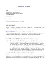 Credit Dispute Letter Templates Download Our Sample Of Section 609 Credit Dispute Letter Sample