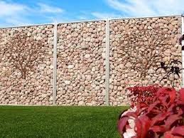Small Picture 10 best Gabion rock wall fencing ideas images on Pinterest