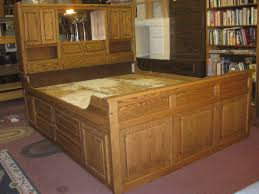 king size captain bed plans beautiful captains bed king style all image diy idolza