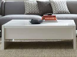 corrine coffee table in cream 721248