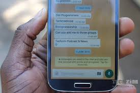 Whatsapp Mode All Techzim Coming Not Be Might - Dark After To