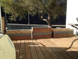 Large Planter Boxes Designs Ideas Newest Privacy Modern Box Diy Build